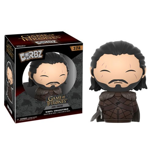 Game of Thrones Jon Snow Dorbz Vinyl Figure #374