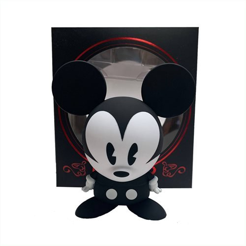 Disney Shorts Series 2 Mickey Black by Francisco Herrera Vinyl Figure
