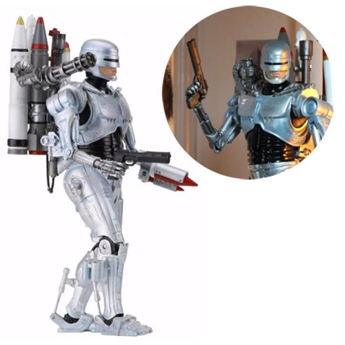 RoboCop vs. The Terminator Ultimate Future RoboCop 7-Inch Scale Action Figure