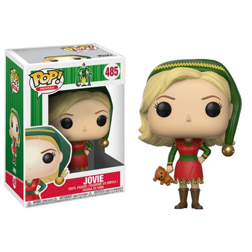 Elf Jovie Elf Outfit Pop! Vinyl Figure #485