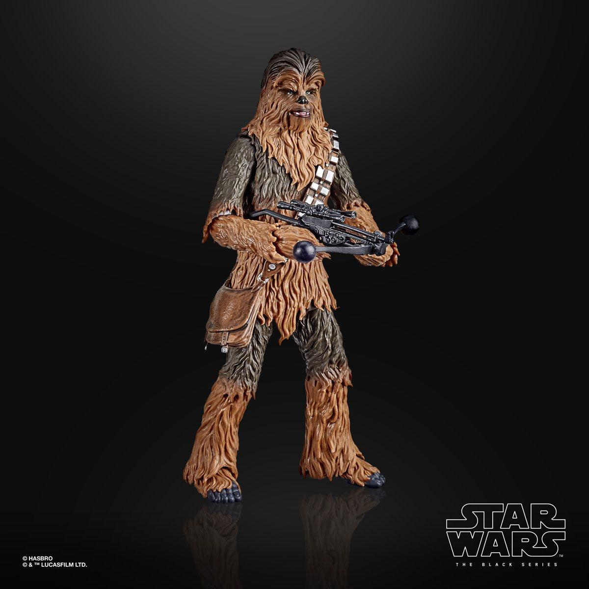 "ESB 40th Anniversary 6/"" Figure Star Wars Black Series CHEWBACCA IN STOCK"