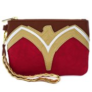 Wonder Woman Suit Wristlet