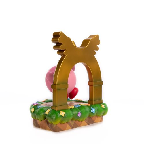 Kirby and the Goal Door Standard Edition Statue