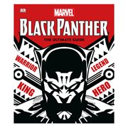 Marvel Black Panther: The Ultimate Guide Hardcover Book