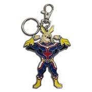 My Hero Academia SD All Might Enamel Metal Key Chain