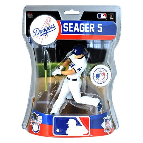 MLB Los Angeles Dodgers Corey Seager 6-Inch Action Figure