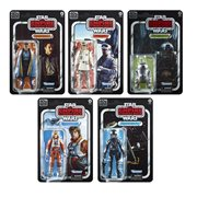 Star Wars The Black Series Empire Strikes Back 40th Anniversary 6-Inch Action Figures Wave 2 Case