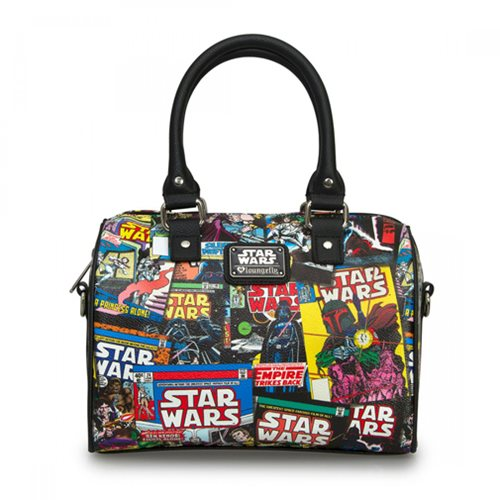 Star Wars Comic Covers Duffle Purse
