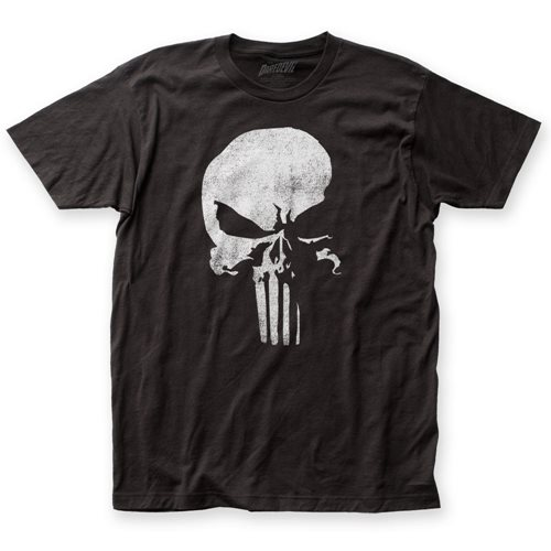 Daredevil Punisher Logo T-Shirt
