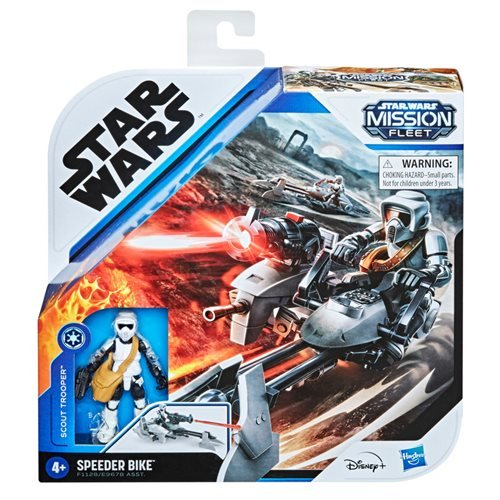 Star Wars Mission Fleet Expedition Class Vehicle Wave 2 Set