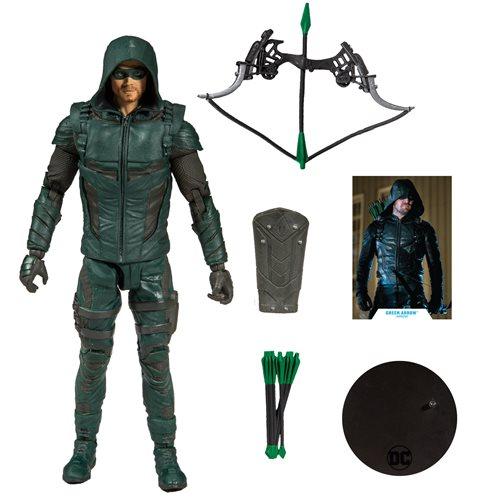DC Comics Wave 1 Green Arrow 7-Inch Action Figure