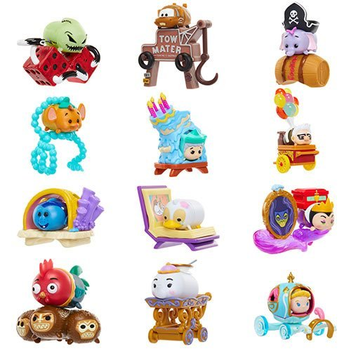 Disney Tsum Tsum Blind Pack Mini-Figures Wave 10 Case