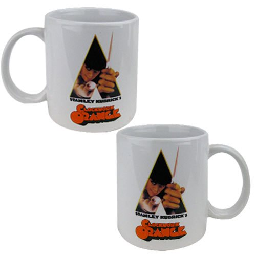 A Clockwork Orange Knife 11 oz. Mug