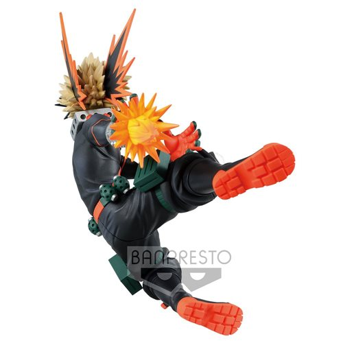 My Hero Academia Katsuki Bakugo Vol. 14 The Amazing Heroes Statue