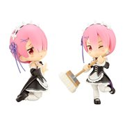 Re:Zero Starting Life in Another World Rem Cu-Poche Action Figure