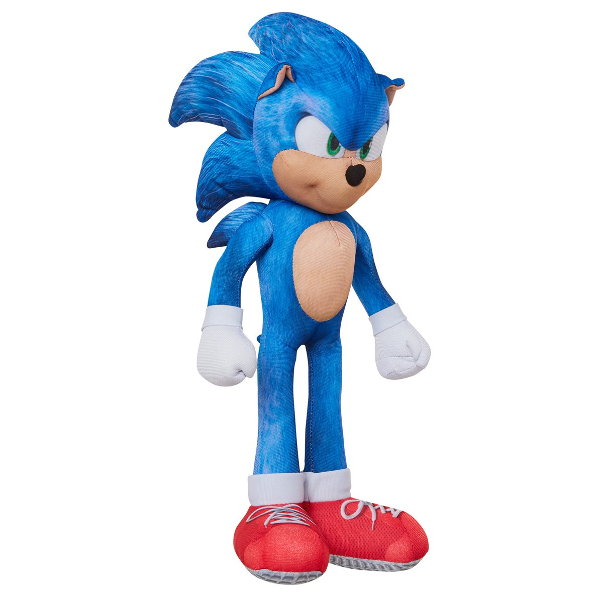 Sonic The Hedgehog Movie Sonic Talking 13 Inch Plush Entertainment Earth