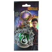 Harry Potter Slytherin Crest Pewter Key Chain