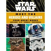Star Wars Meet the Heroes and Villains Book Boxset