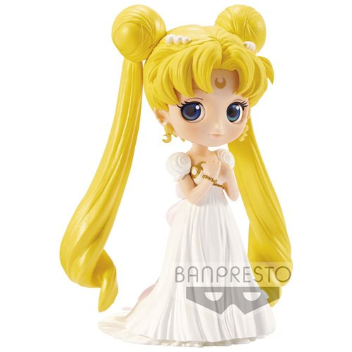 Pretty Guardian Sailor Moon Princess Serenity Q Posket Statue