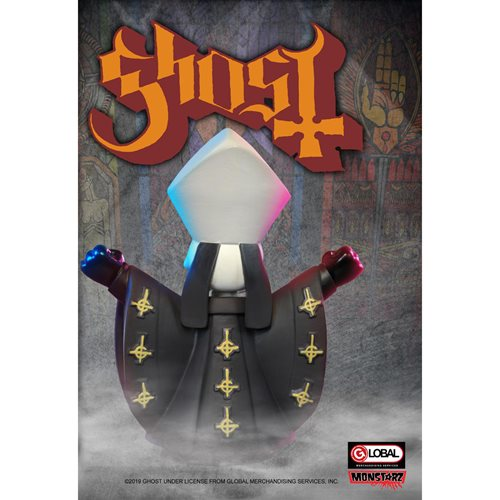 Monstarz Ghost Papa Emeritus II Mini Resin Statue