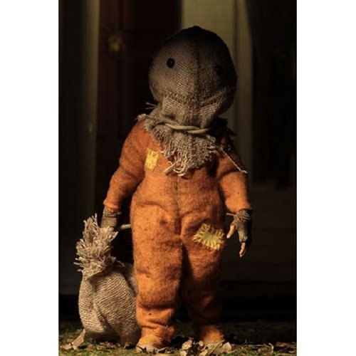 Trick 'r Treat Sam 8-Inch Scale Clothed Action Figure