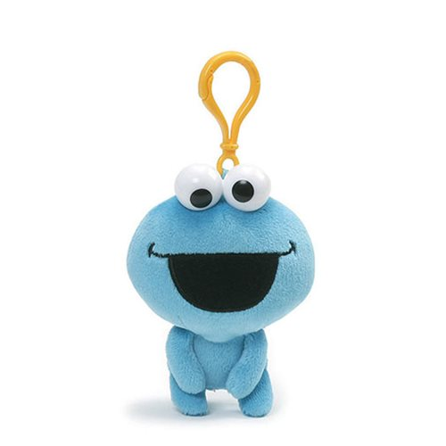 Sesame Street Cookie Monster 5-Inch Backpack Clip Key Chain