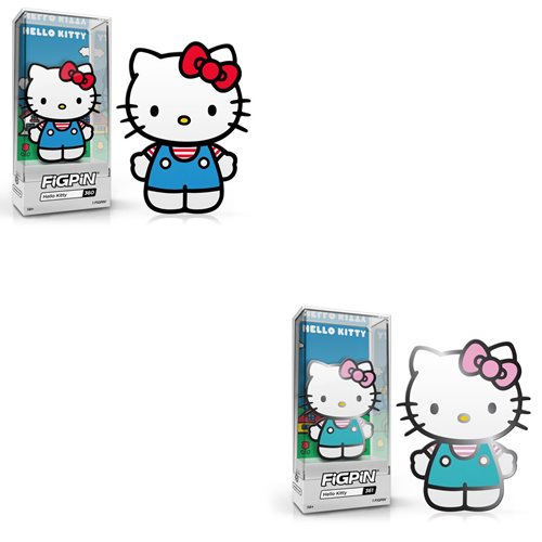 Hello Kitty FiGPiN Enamel Pin