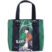 Attack on Titan Levi Green Tote Bag