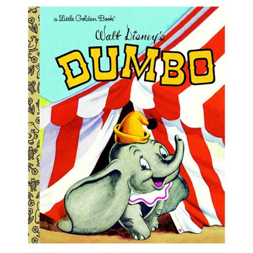 Walt Disney's Dumbo Little Golden Book