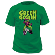 Spider-Man Green Goblin Green T-Shirt