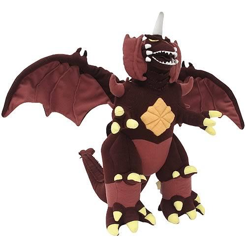 Ty Puppies Stuffed Animals, Godzilla Destroyah 14 Inch Plush Entertainment Earth