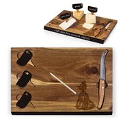 Beauty and the Beast Delio Acacia Cheese Board and Tools Set