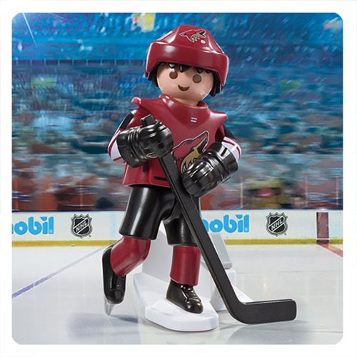 Playmobil 9194 NHL Arizona Coyotes Player Action Figure