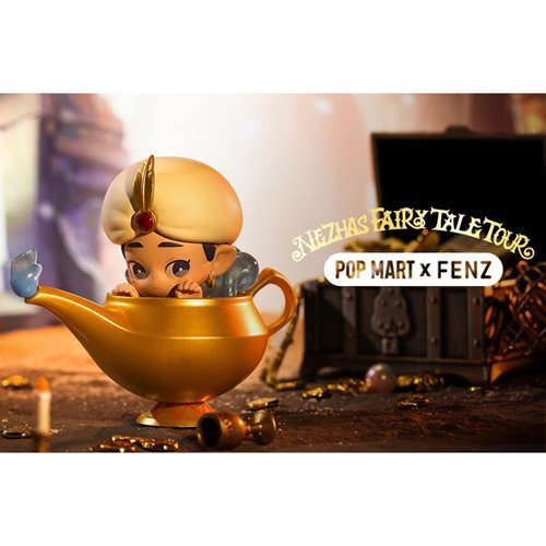Nezhas Fairy Tale Tour Series Random Blind Box Vinyl Figure