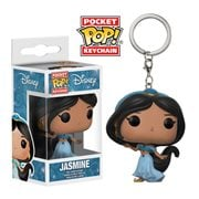 Aladdin Jasmine Pocket Pop! Key Chain