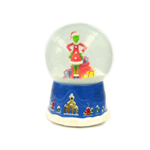 The Grinch 100mm Musical Snow Globe