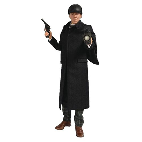 Sherlock Holmes Abominable Bride Sherlock 1:6 Scale Action Figure