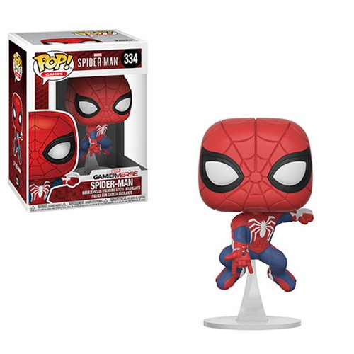 Spider-Man Gamerverse Pop! Vinyl Figure #334