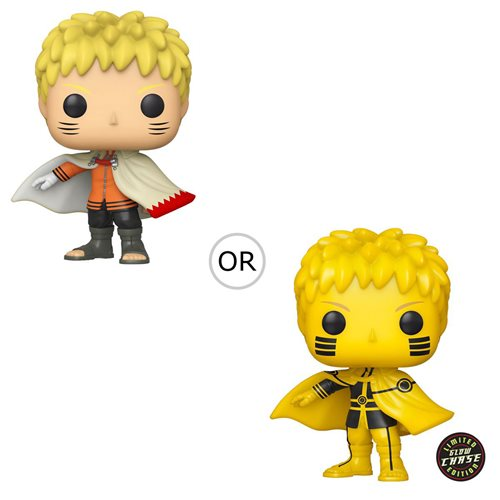 Boruto: Naruto Next Generations Naruto Hokage Pop! Vinyl Figure - AAA Anime Exclusive