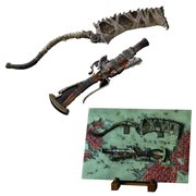 Bloodborne Saw Cleaver and Hunter Blunderbuss 1:6 Scale Weapon Set