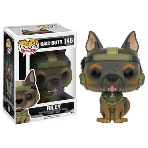 Call of Duty Riley Pop! Vinyl Figure