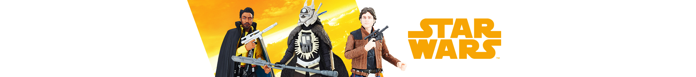 Star Wars Action Figures, Toys, & Collectibles