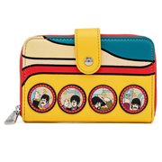 The Beatles Yellow Submarine Zip-Around Wallet