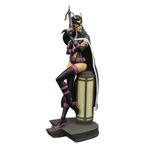 Justice League: The Animated Series Huntress 9-Inch Gallery Statue