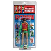 Batman First Appearances 8-Inch Retro Robin Action Figure