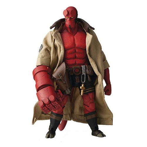 Hellboy Standard Version 1:12 Scale Action Figure
