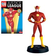 DC Justice League The Animated Series Flash Collector Figure with Magazine #7