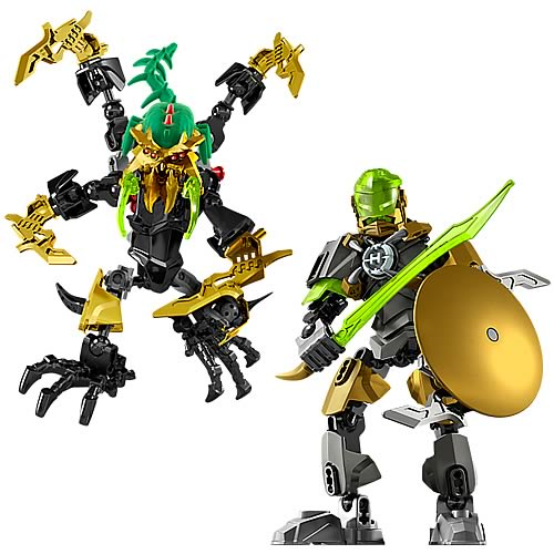 LEGO Hero Factory 6035272 Scarox and Rocka Set