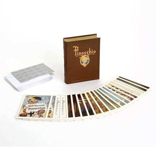 Walt Disney Archives Collection Pinocchio Notecard Set
