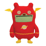DC Comics Uglydoll Flash Jeero Plush
